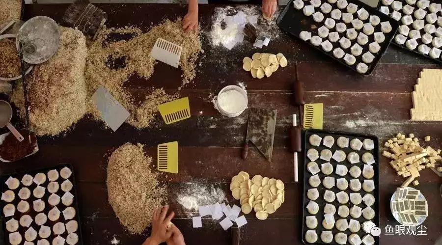 """郎溪这对夫妇专注传统手工冰糖月饼40年,守护记忆中的""""老味道"""""""