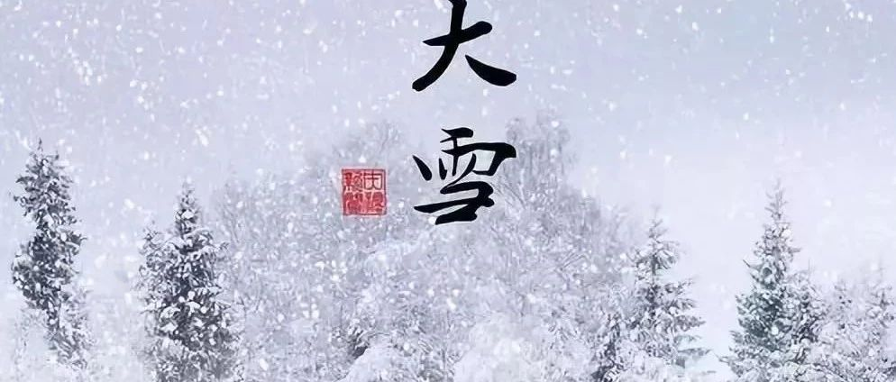 大雪|带着平安上路载着幸福回家