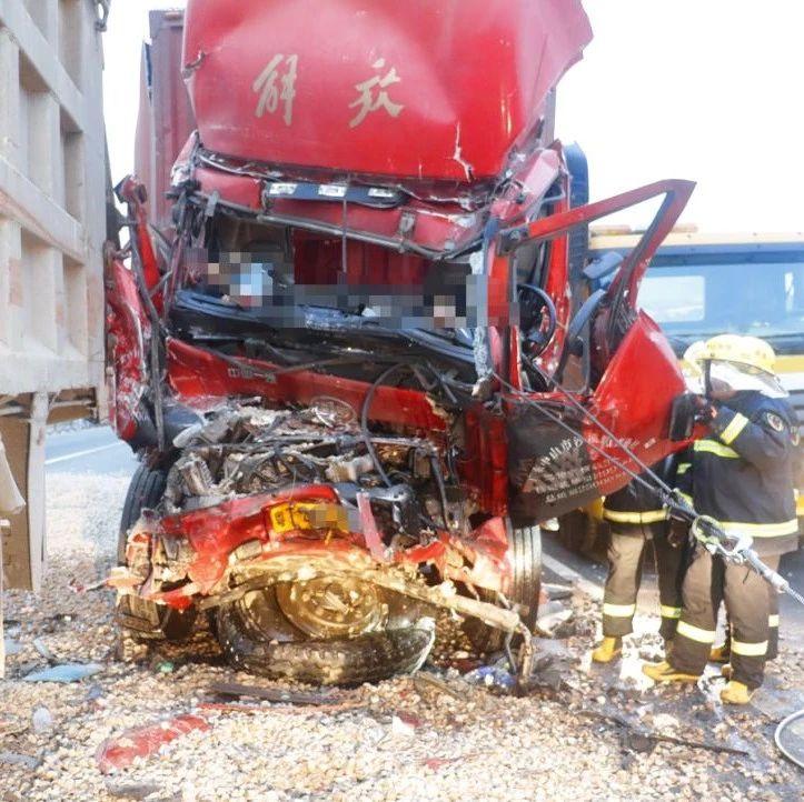 ?超载货车越线行驶致2人死亡多方人员被追刑责!