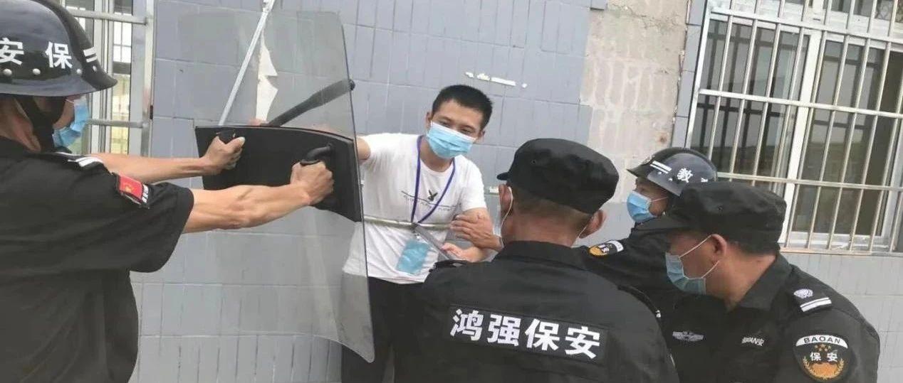��化安保技能培�筑牢校�@第一防�