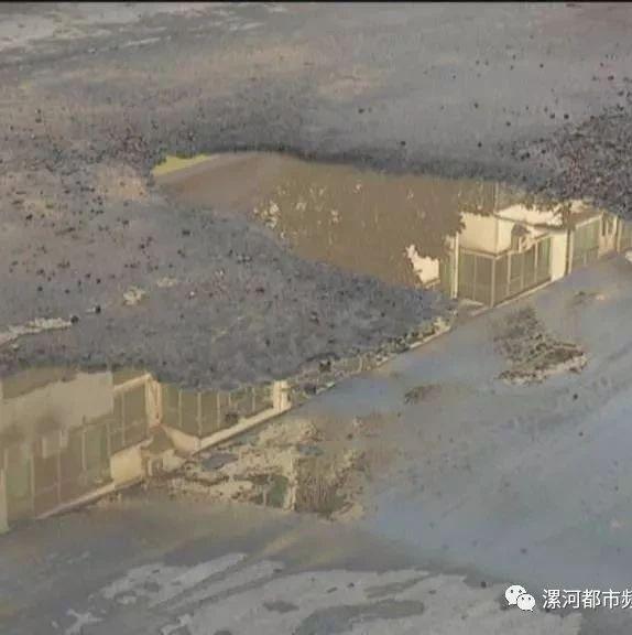 漯河五一路这段路,真烂!