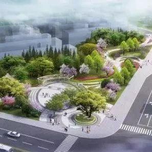 总投资1726万!漯河将新建7座街头游园,有你家附近的吗?