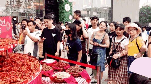 重磅!漯河首届龙虾节几千斤小龙虾免费吃!