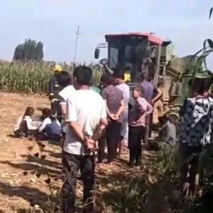 漯河人被警醒:2岁男童当场身亡、多人受伤!