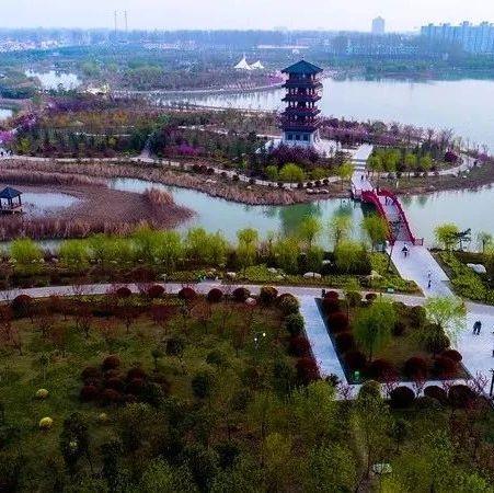 免费玩!咱漯河有个大型湿地公园,可多人还没有去过...