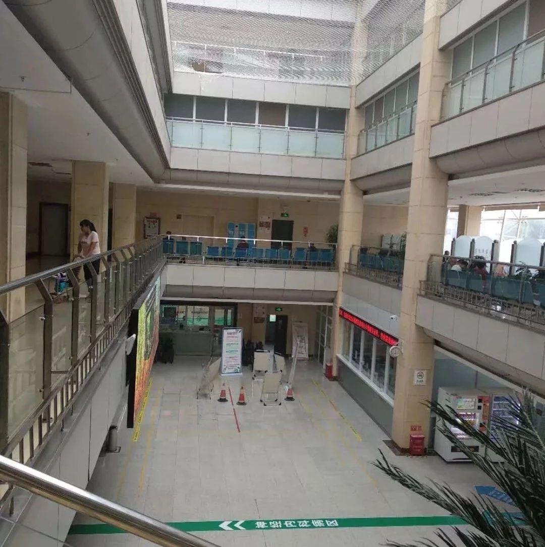 吓人!漯河中心医院拍到的这一幕...