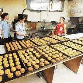 相互转告!月饼厂老板被抓!看好了,漯河人千万别买这样的月饼!