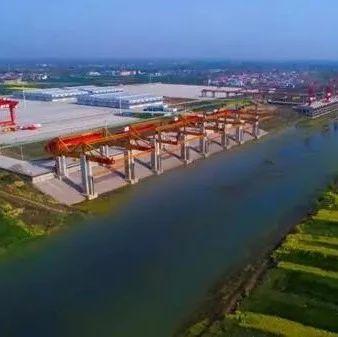 """牛!漯河港已具备通航条件!""""水旱码头""""将重返历史舞台!"""