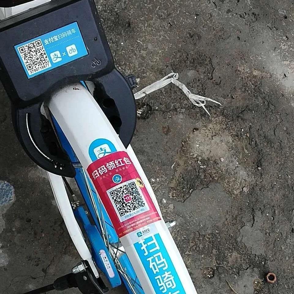 漯河共享单车,又被玩出新花样....