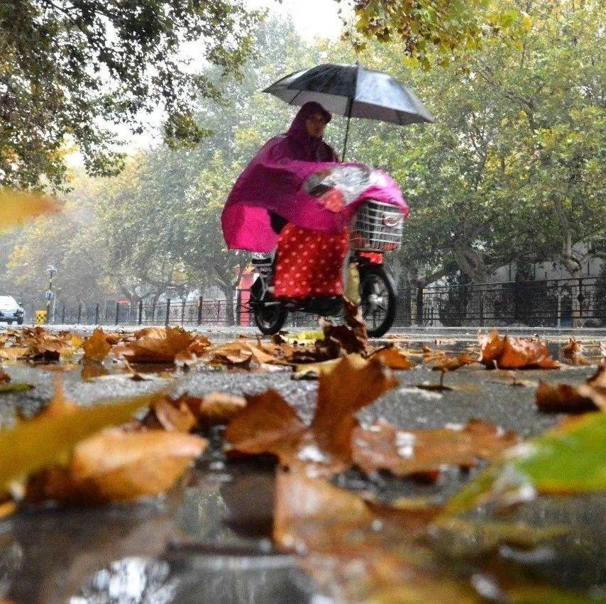 漯河大降温!最低2℃!未来几天都是雨......