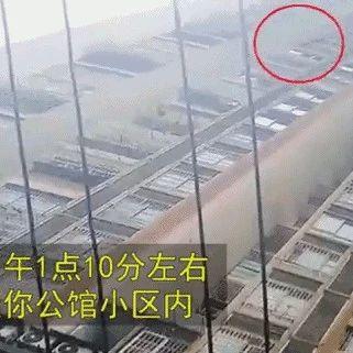 命大!女孩从26楼坠下,落地后自己爬起离开