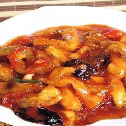 茄子新吃法,3元茄子做出50元大菜,上桌就抢光