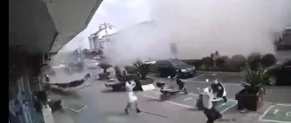 江苏无锡一小吃店发生爆炸,致6死15伤