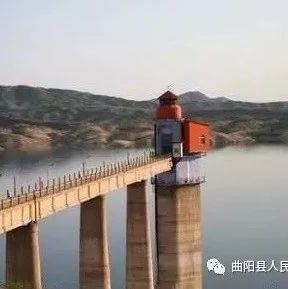 【通知】王快水�焯衢l放水公告,曲�住在附近村民注意,�看好孩子....