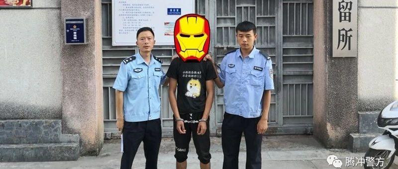男子无证驾车冲卡换来六日拘留处罚