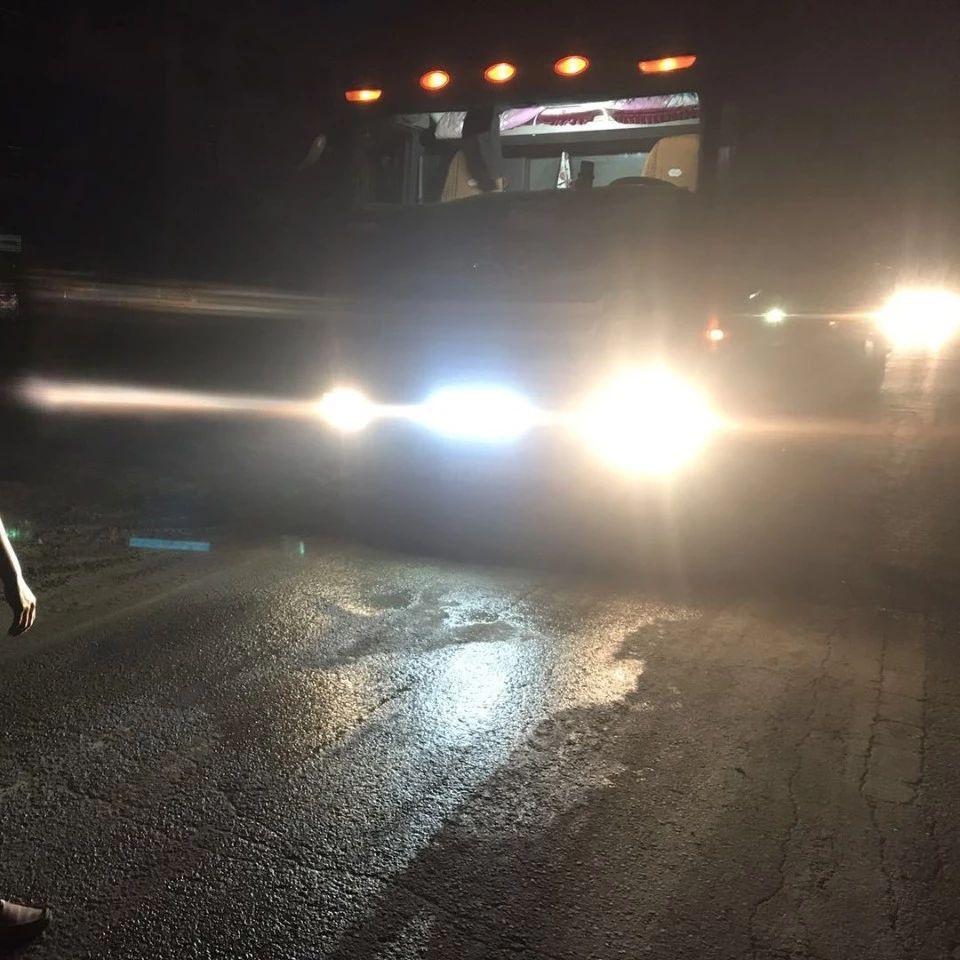 麻城警方开展动车灯光使用专项整治行动