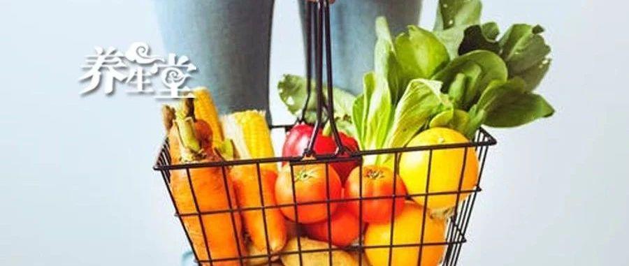 冬季果蔬摄入少,危害居然这么大!营养专家花样搭配,教您吃出健康!