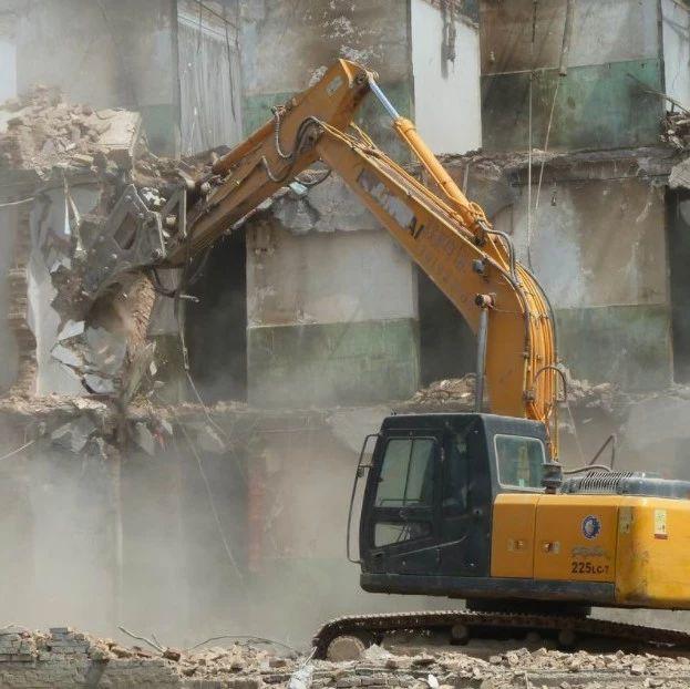 限期拆除!2018世界投注网这58处建设项目是违建临建!