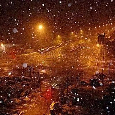 全国初雪时间地图出炉!