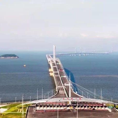 【关注】港珠澳大桥24日正式通车!票价及乘车攻略看这里~