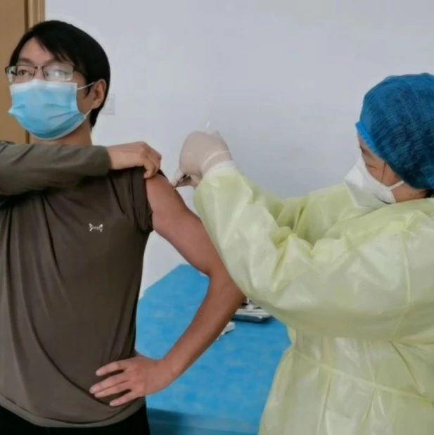 重磅!首批新冠疫苗志愿者出�砹耍�CT�Y果�@示――