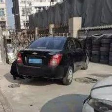 漂亮!私家车占用消防通道被罚5000元