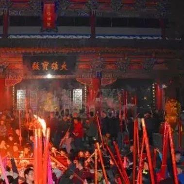 蓬溪政府已发通告!春节要去上庙烧香的这些规矩必须注意!