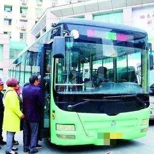 久等了!蓬溪这个乡镇即将开行公交车,准备工作有序进行中!