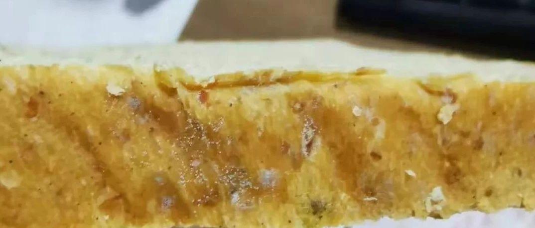 蓬溪女子买到发霉面包,吃了一半才发现!更可恶的是...