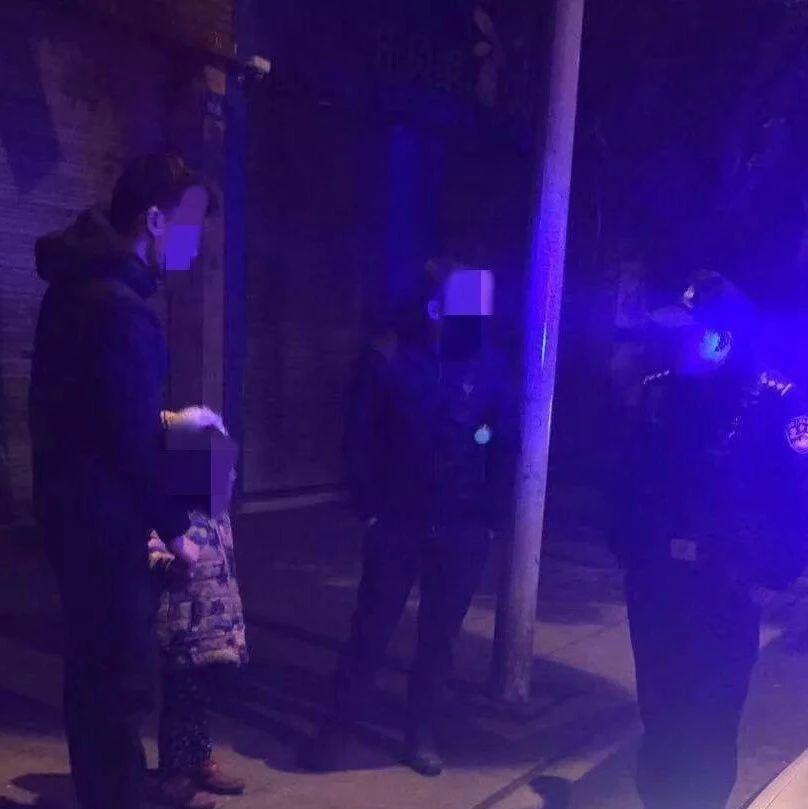蓬溪一幼童凌晨三点独自行走街头,背后原因令人意想不到!