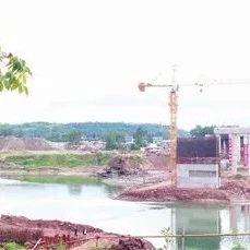 已完成投资6300万元!蓬溪红江渡改桥再传最新进展!