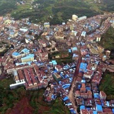 蓬溪这个镇是县域经济副中心!快看是你老家吗?