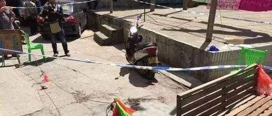蓬溪男子因猪肉纠纷持刀砍向商贩,作案过程令人发指!