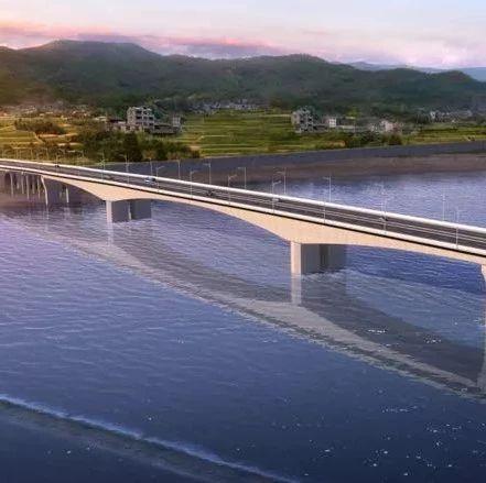 又一座大桥将在本月开建,蓬溪这里的居民有福了!