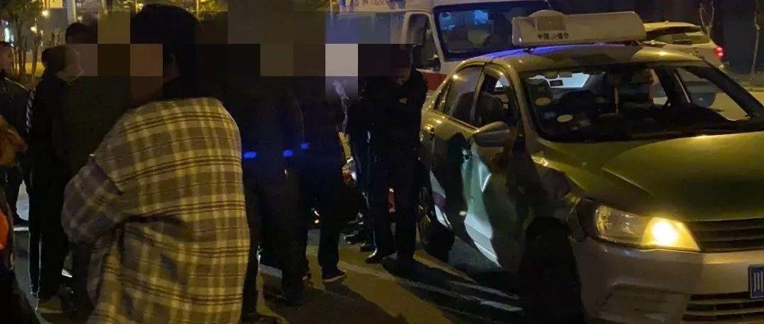 深夜,蓬溪街头1男1女倒在街头,警方和医院都出动!