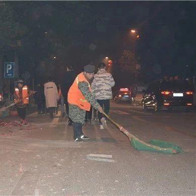除夕夜,蓬溪街头发生的一幕值得让人深刻反思!