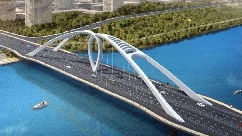 漯河又一座大桥将要通车,可大大缓解市区交通拥堵!