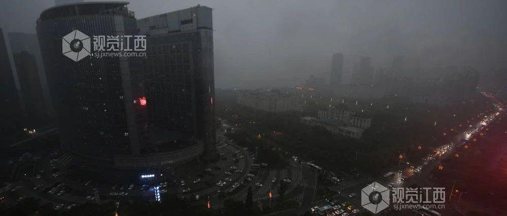 暴雨+雷暴大风!又一波雨水来袭!江西防汛救灾进入临战状态