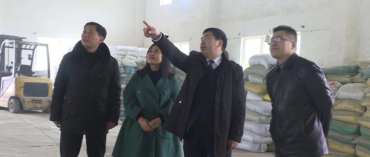 【今日头条】市委书记郝胜勇调研企业复工复产和工业经济运行情况
