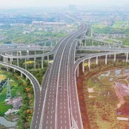 """漂亮!台州""""中央通道项目""""建成后的模样来了!另市域铁路S1线工程进度加快"""