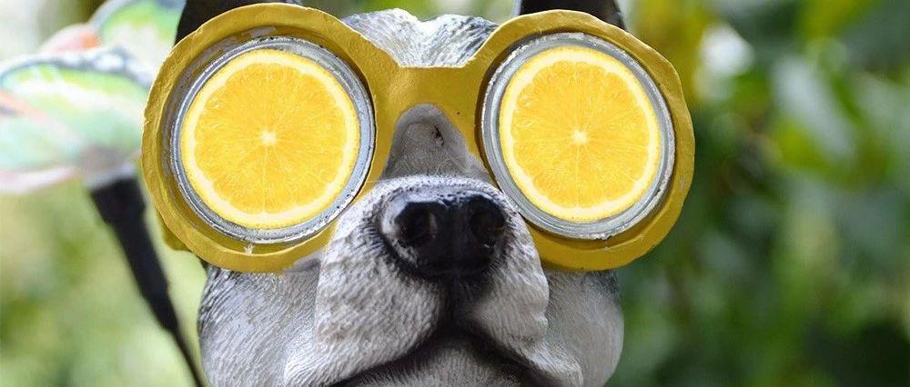 我知道夏天和果汁配,但咋就直接上脸了啊喂?