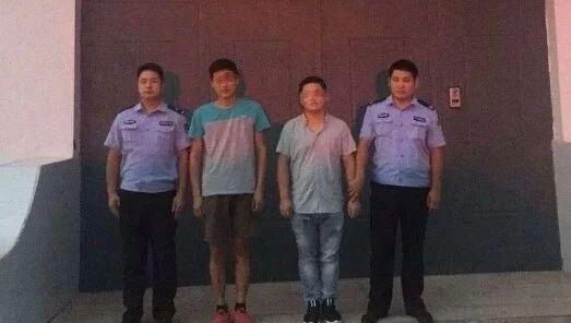 c07彩票公安抓获3名违法嫌疑人,顶风违法,胆儿太大...!