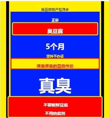 """萍乡人你吃臭豆腐都不""""正宗"""",只有这家才能称真正的臭豆腐"""