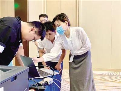 """不用到现场排队,也能选房了郑州公租房分配首次启动""""电脑派位"""""""