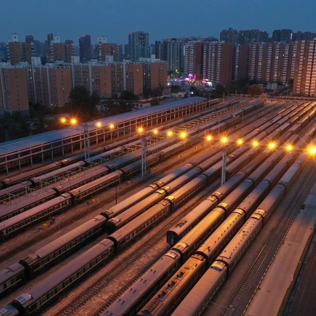 这些车次有调整!6月25日零时起铁路启用新运行图