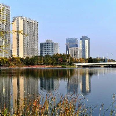 郑州市民休闲又添好去处!龙子湖景区即将全面建成开放