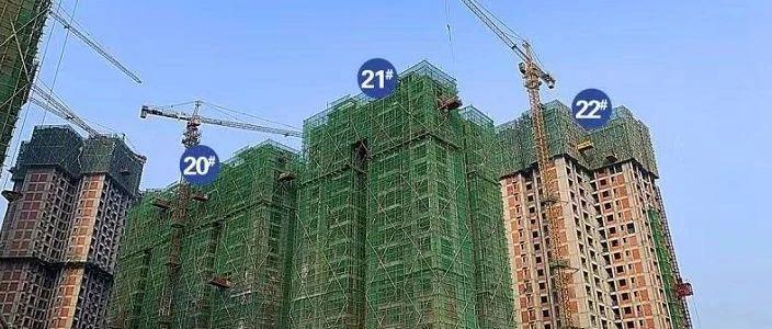 凛冬已至,幸福加温!北湖未来城12月最新工程进度