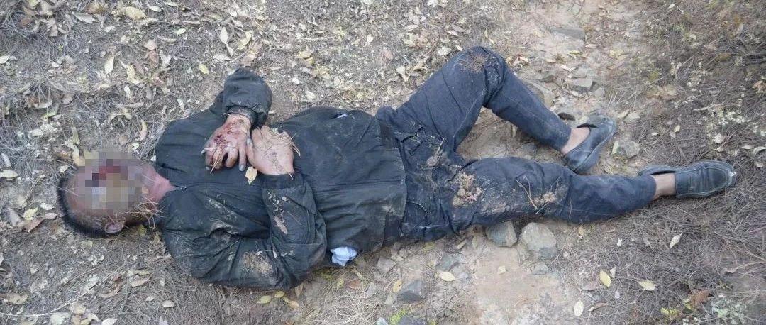 紧急!建平县一山上发现一具男尸,警方紧急寻找尸源!抓紧看看谁家人!