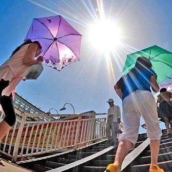 逼近40℃!建平迎来今年最热一天!明日建平将迎来雷阵雨!未来几天天气是...