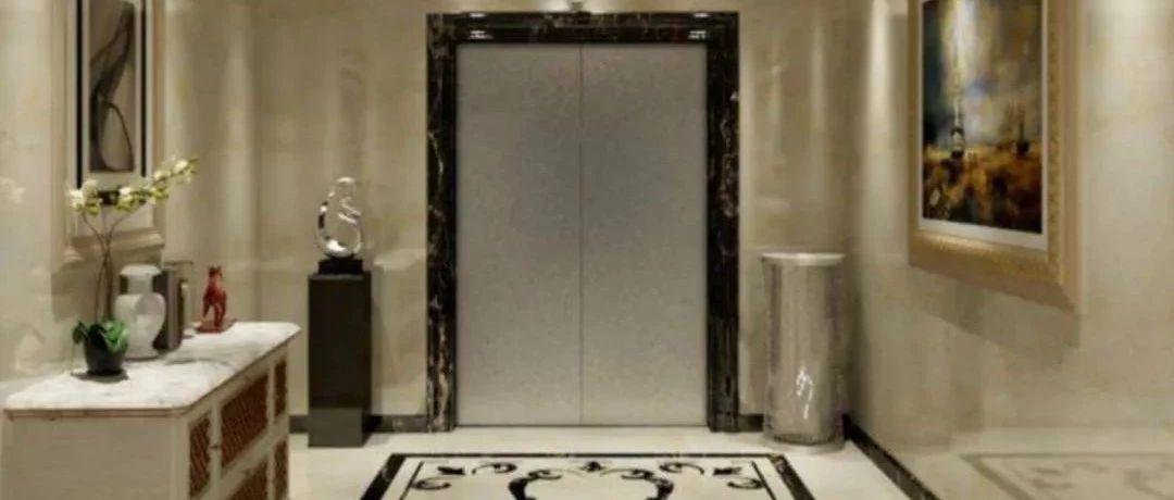 """筠州壹号丨""""一梯一户""""尊享归家体验,从私家电梯入户开始..."""